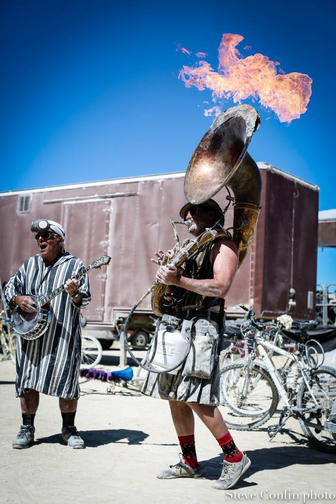 Fire Tuba.